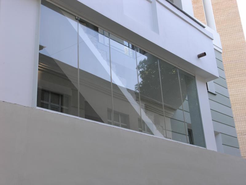 Остекление балкона и лоджии.